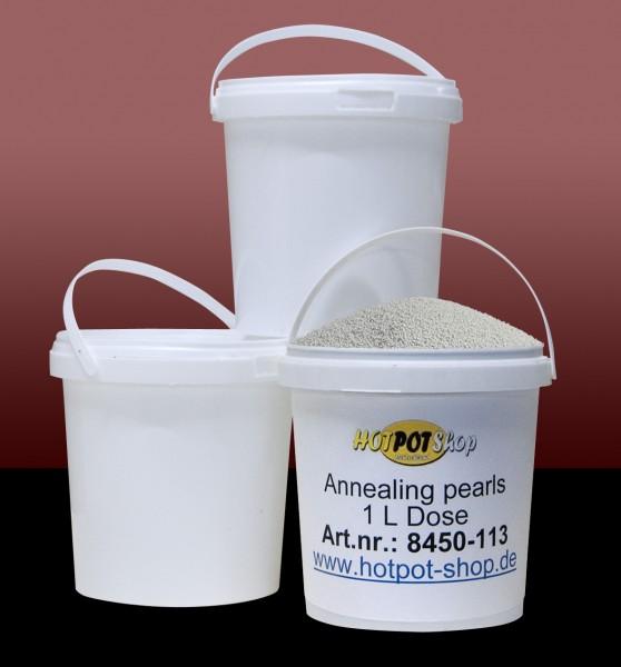 Annealing perls - Hohlkugeln - 1 L Dose