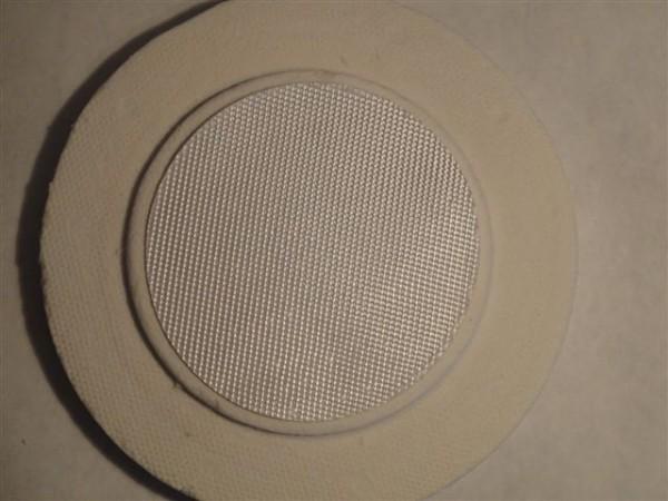 Fusinggewebe, rund für HotPot standard