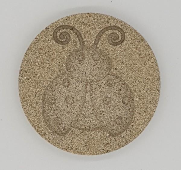 Vermiculiteform Marienkäfer