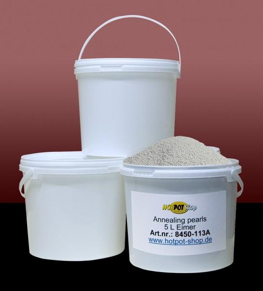 Annealing perls - Hohlkugeln - 5 L Eimer