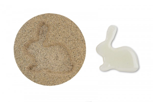 Vermiculiteform Hase