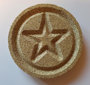 Vermiculiteform Stern
