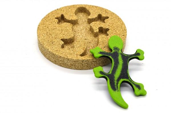 Vermiculiteform Eidechse