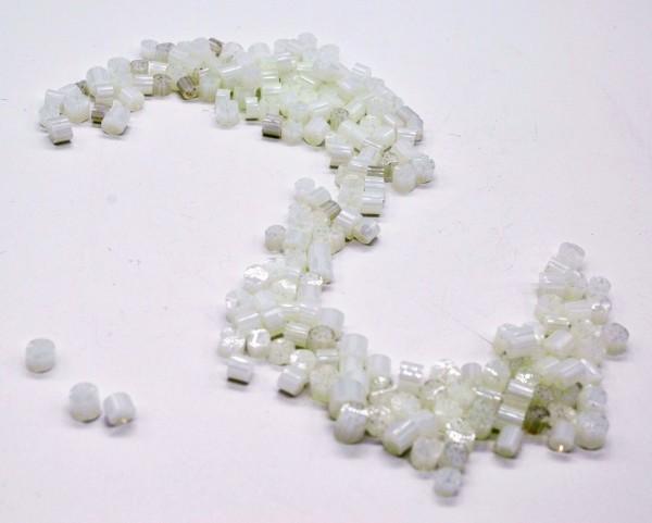 Millefiori White Snowflake, 25g, COE 90