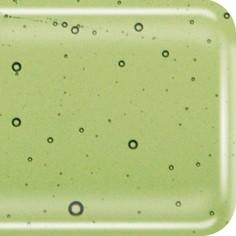 Glas, transparent grün 3mm KOE 90 (200x180mm)