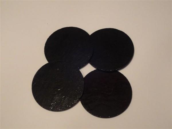 Kreis, schwarz, 5,5cm