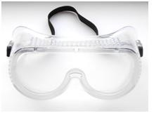 Schutzbrille aus PVC
