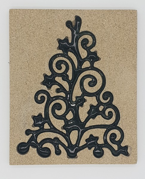 Vermiculiteform Tannenbaum (groß)
