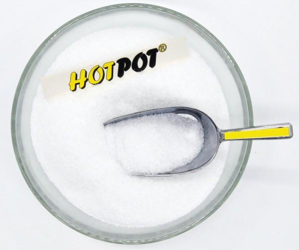 Glaskrösel fein 100g extra weiß (klar)