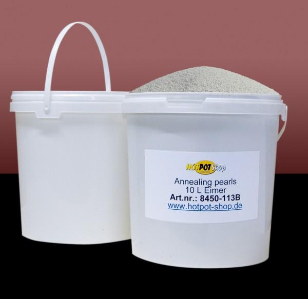 Annealing perls - Hohlkugeln - 10 L Eimer