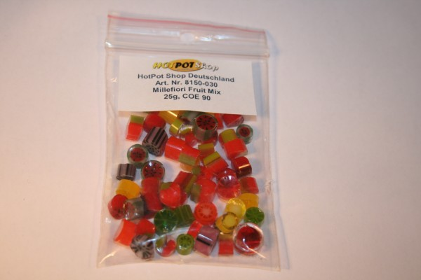 Millefiori Fruit Mix 25g, COE 90